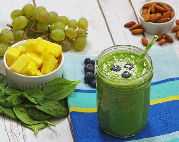Beginners Blends Green Smoothie Blend