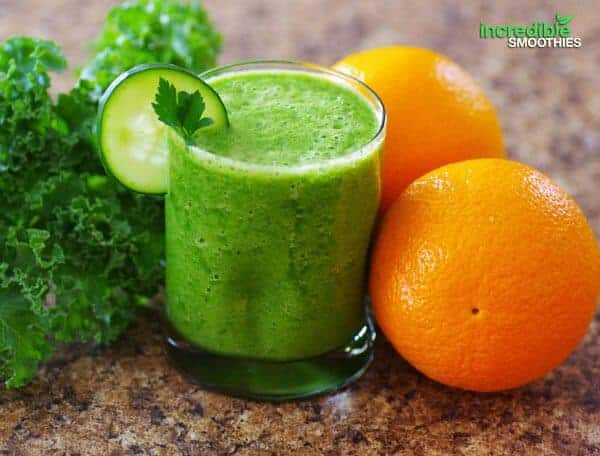 Low FODMAP Green Smoothies
