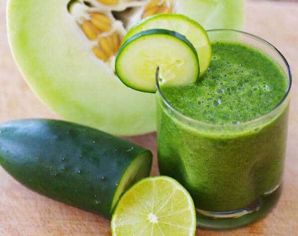 Mean Green Redux Smoothie Reicpe