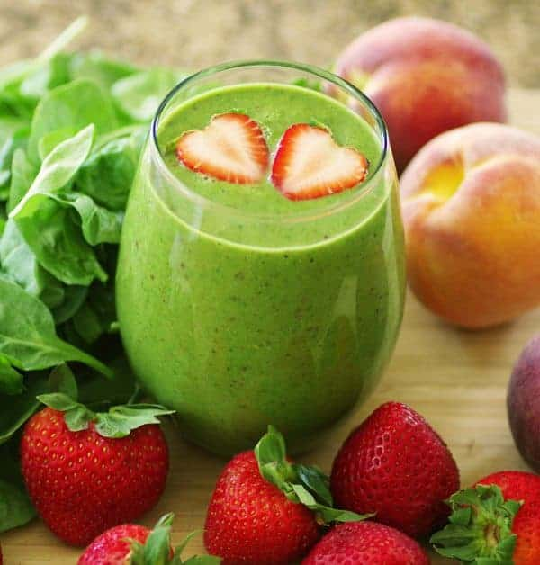 preventing/stopping gas and bloating while drinking green smoothies
