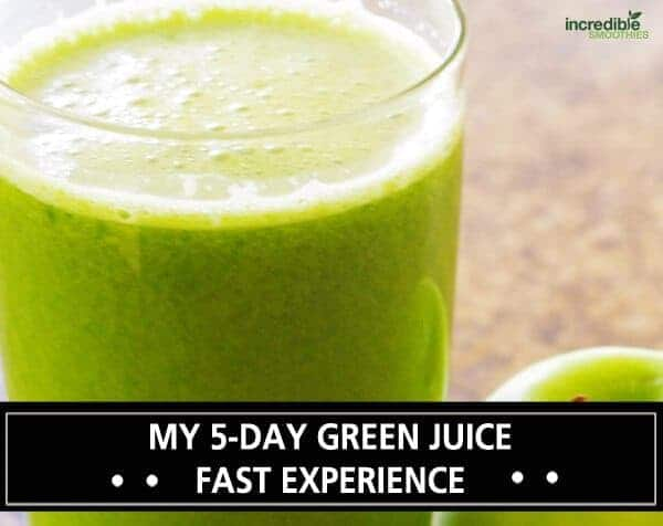 My 5 day green juice fast experience davyandtracy my 5 day green juice fast experience ccuart Images