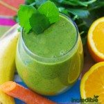 Coconut-Kale Green Smoothie Recipe
