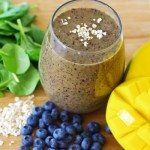 Green Smoothie Recipes with Oats