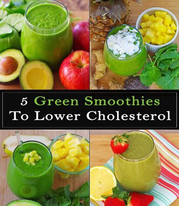 5 green smoothies to lower cholesterol davyandtracy forumfinder