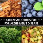5 Green Smoothies For Alzheimer's Disease