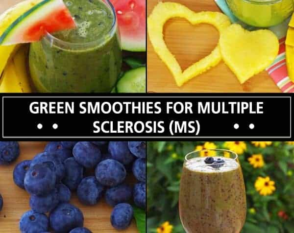 Green Smoothie for Multiple Sclerosis (MS)