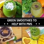 5 Green Smoothie Recipes For PMS