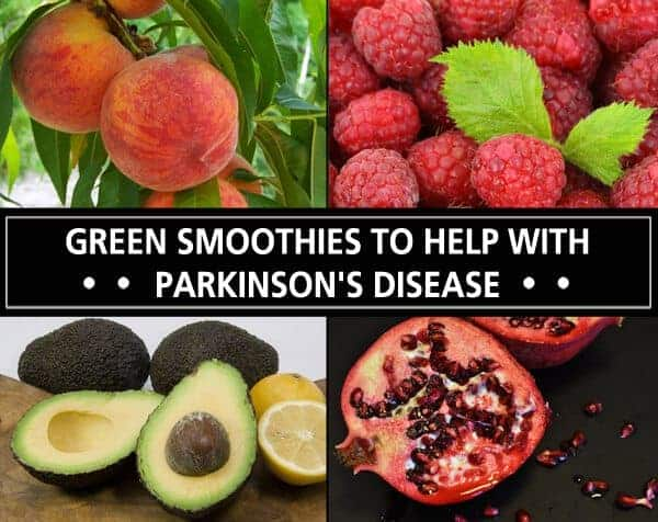 Green Smoothies To Help With Parkinson's Disease