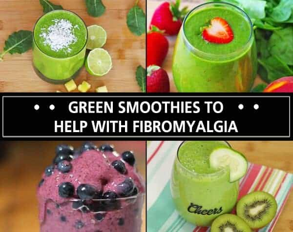 Green Smoothies To Help With Fibromyalgia