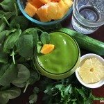 Mean Green Smoothie Recipe