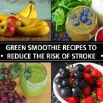 5 Green Smoothie Recipes That May Reduce The Risk Of Stroke