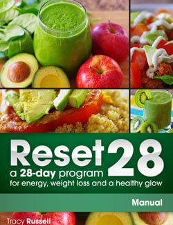 RESET28: A 28-Day Program For Energy & Weight Loss