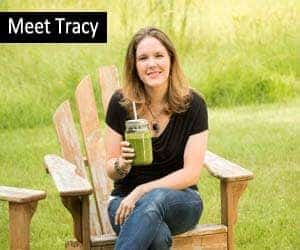 Tracy Russell: Creator of BLEND! A 10-Day Green Smoothie Cleanse