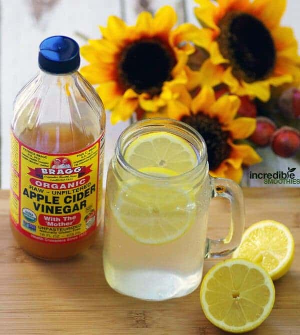 Apple Cider Vinegar Tonic Recipe and Health Benefits
