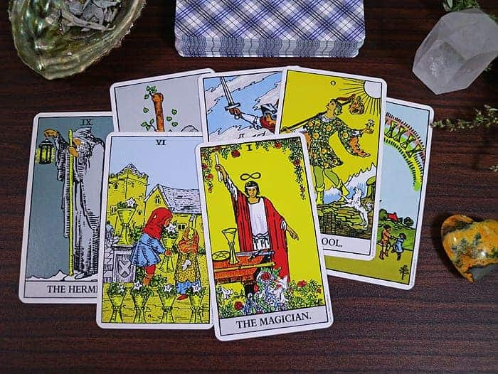 Using Tarot For Personal Development & Self Growth