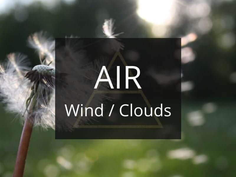 Element of Air / Wind & Clouds
